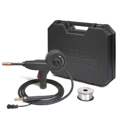 small resolution of this lightweight spool gun feeds a variety of aluminum alloys and wire diameters