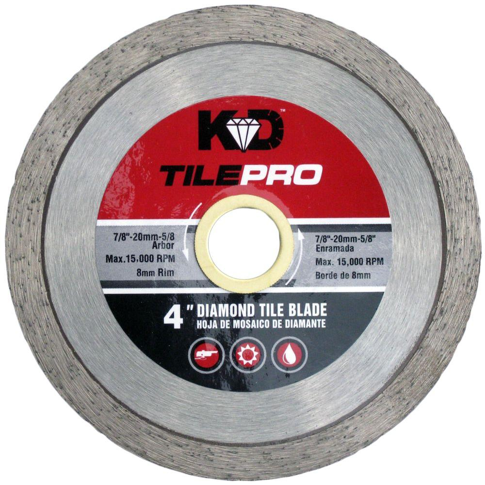 Tile Blade For Circular Saw