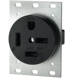 eaton 60 amp 250 volt 15 60 3 pole 4 wire power receptacle 8460neaton 60 amp [ 1000 x 1000 Pixel ]