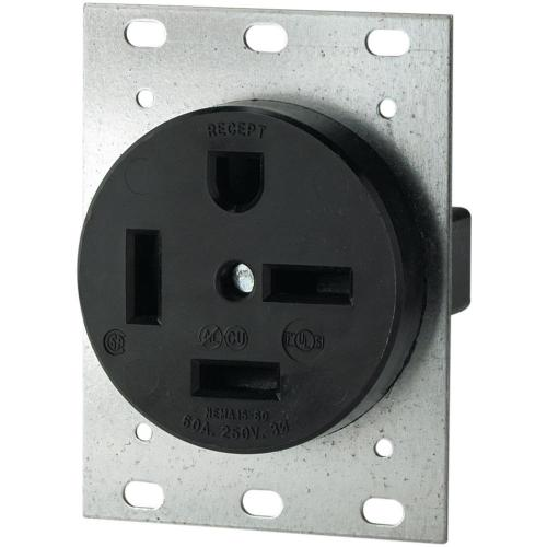 small resolution of eaton 60 amp 250 volt 15 60 3 pole 4 wire power receptacle 8460neaton 60 amp