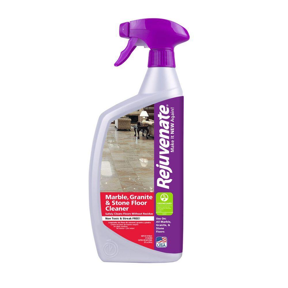 Rejuvenate 32 oz Marble Granite and Stone Floor Cleaner