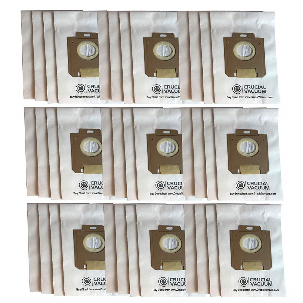 hight resolution of electrolux paper bags replacement for eureka style ox and electrolux style s part 61230 48
