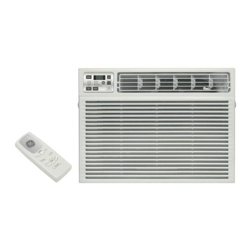 small resolution of ge 17 600 btu 230 volt electronic heat cool room window air ge window unit wiring schematic