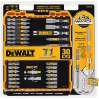 DEWALT MAXFIT Driving Bit Set (30-Piece)-DWA2SLS30 - The ...