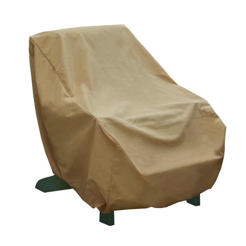 adirondack chair covers canada how to recover glider cushions seasons sentry cover cvp01434 the home depot