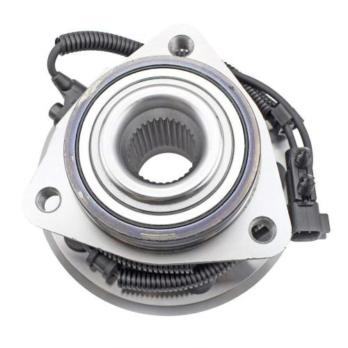 small resolution of wheel bearing and hub assembly front
