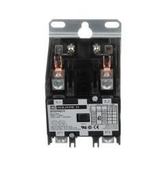 40 amp 24 volt ac 2 pole open definite purpose contactor 20 pack  [ 1000 x 1000 Pixel ]