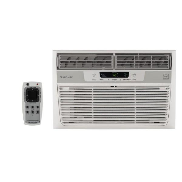 Frigidaire 25 000 Btu 230-volt Window-mounted Heavy-duty Air Conditioner With Temperature