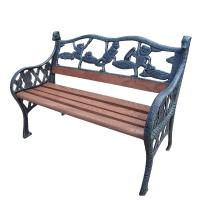 Garden Decorative Bench with Frog design-HD6009-VGY - The ...