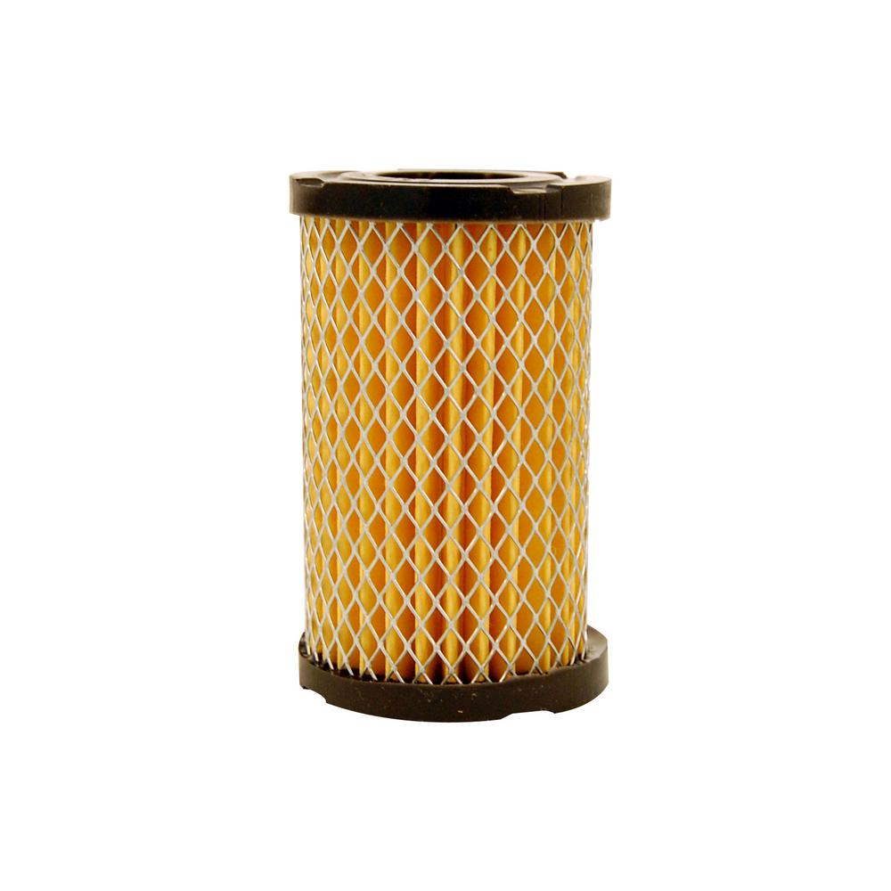 hight resolution of power care air filter for tecumseh and craftsman 3 4 5 hp vertical shaft engines 490 200 h020 the home depot