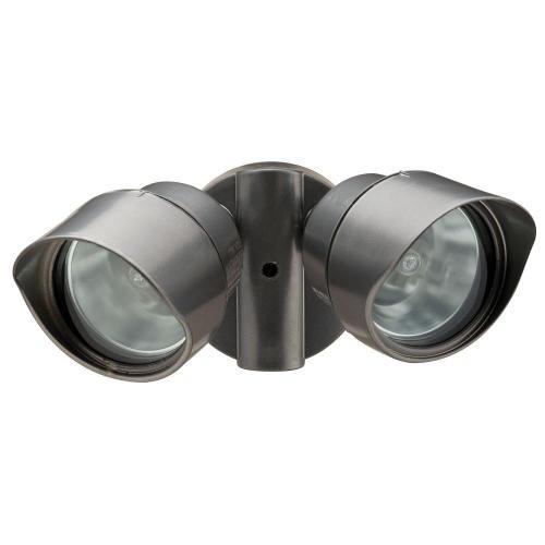 small resolution of lithonia lighting 2 lamp outdoor bronze flood light