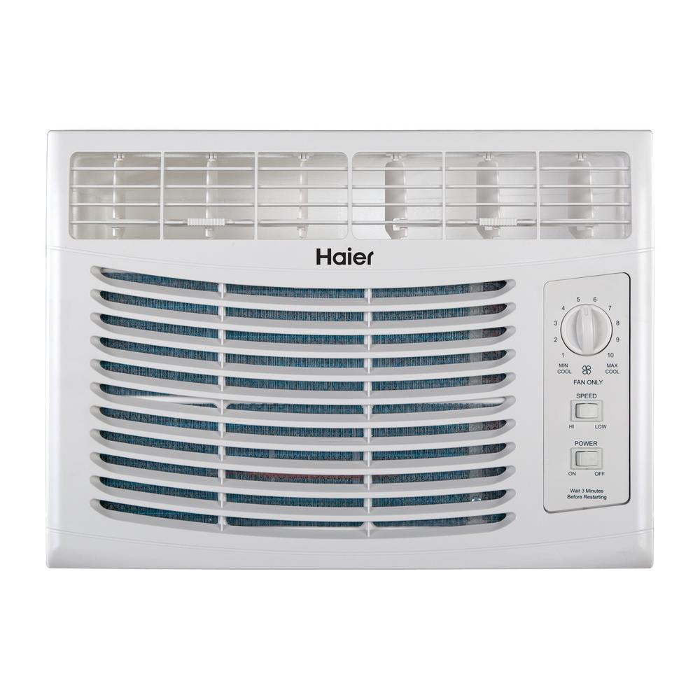 medium resolution of 5 000 btu window air conditioner only in white