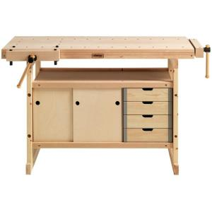Sjobergs Hobby Plus 1340 4 ft x 9 in Workbench and