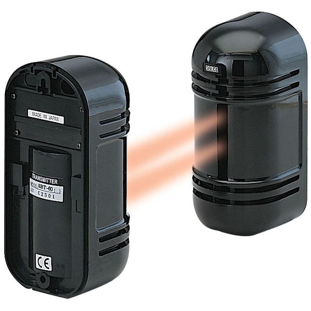 Spt Indooroutdoor Photoelectric Dual Beam Motion Sensor