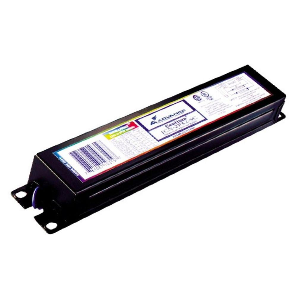 hight resolution of optanium 120 277 volt 4 lamp t8 instant start electronic fluorescent replacement