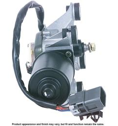windshield wiper motor 1993 1998 nissan quest [ 1000 x 1000 Pixel ]