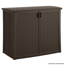 Suncast 42.25 In. X 23 Outdoor Patio Cabinet-bmoc4100