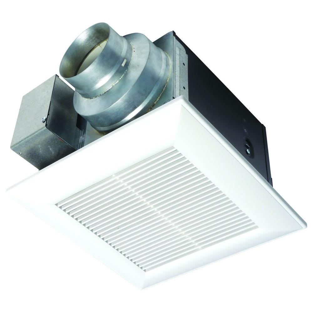 Panasonic Whisperceiling 50 Cfm Ceiling Exhaust Bath Fan
