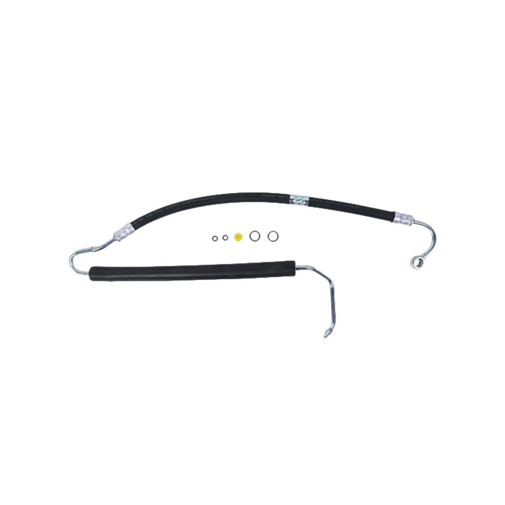 hight resolution of power steering pressure line hose assembly