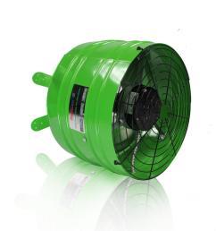 quietcool smart 2830 cfm power gable mount attic fan [ 1000 x 1000 Pixel ]