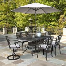Outdoor Patio Dining Sets with Umbrella