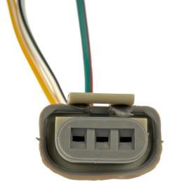 3 wire ford internal regulator [ 1000 x 1000 Pixel ]