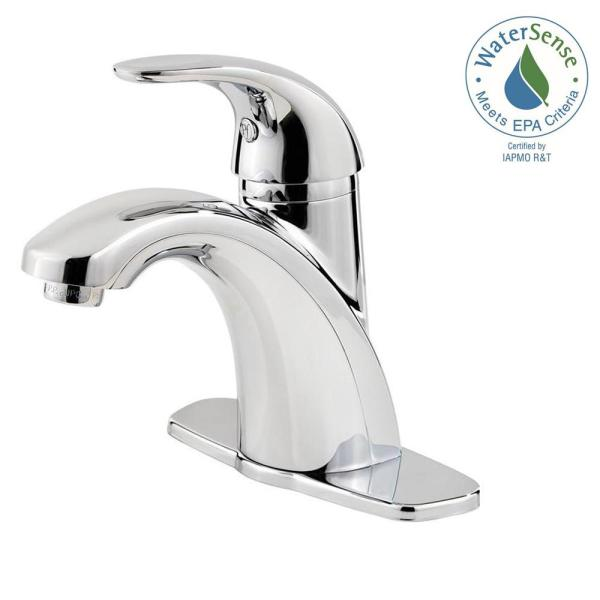 Pfister Centerset Bathtub Chrome Faucet