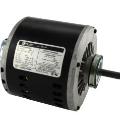 115 volt 1 2 hp evaporative cooler motor 2 speed [ 1000 x 1000 Pixel ]