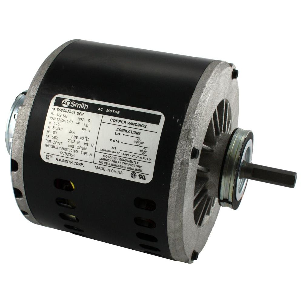 medium resolution of 115 volt 1 2 hp evaporative cooler motor 2 speed