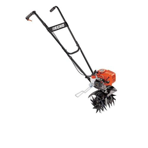 small resolution of echo 9 in 21 2 cc gas tiller cultivator front tine forward rotating