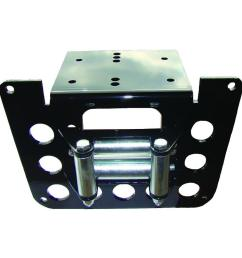superwinch arctic cat atv mounting kit for 02 05 arctic cat vehicles [ 1000 x 1000 Pixel ]