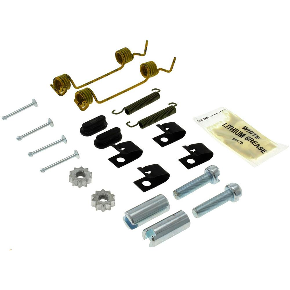 hight resolution of centric parking brake hardware kit