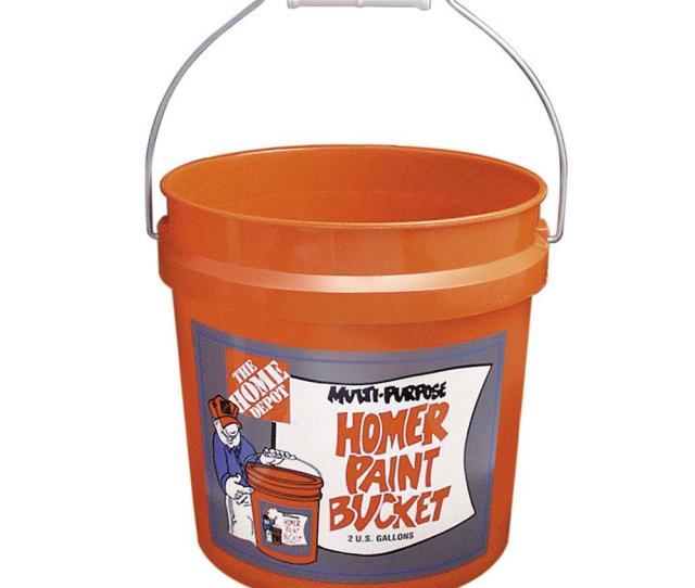 The Home Depot  Gal Homer Bucket