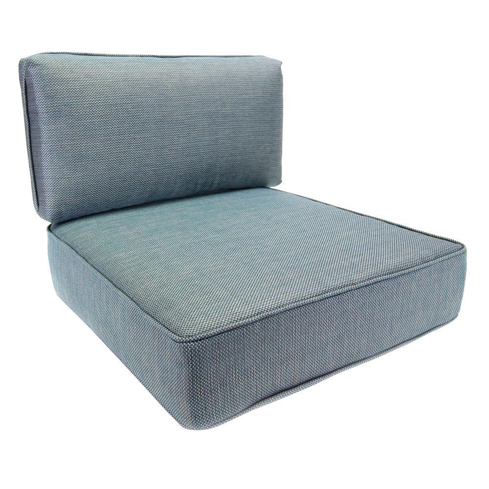 Hampton Bay Fenton Replacement Outdoor Lounge Chair