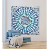 WallPOPs 84.64 in. x 92.52 in. Loni Wall Tapestry-WPT2282 ...