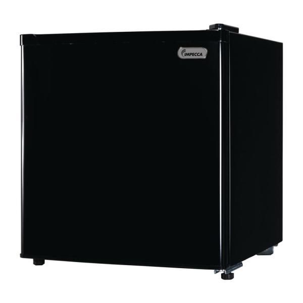 Impecca 1.7 Cu. Ft. Mini Refrigerator With Chiller In