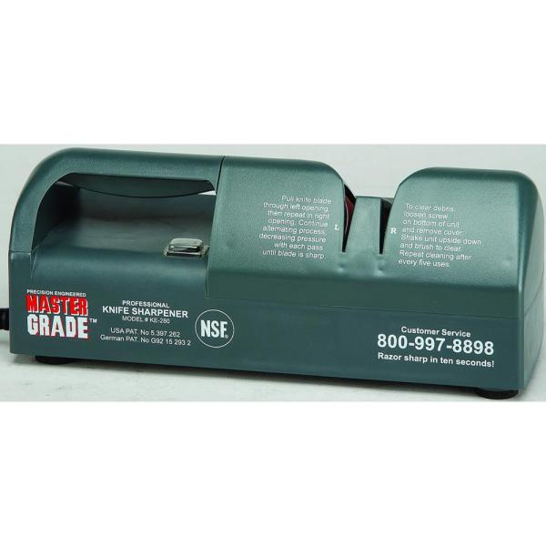 Master Grade Heavy-duty Commercial Knife Sharpener 110-volt-mg- 5001 - Home Depot