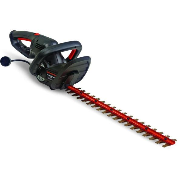 Remington Rm5124th 24 In. 5 Amp Electric Hedge Trimmer-hedge Wizard Pro - Home Depot