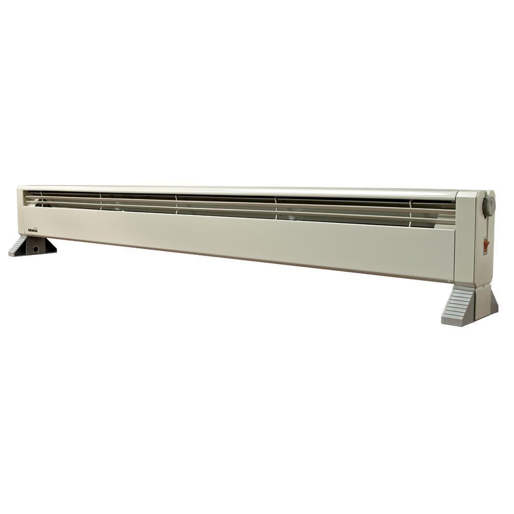 medium resolution of fahrenheat 58 in 1 500 watt electric hydronic portable baseboard heater