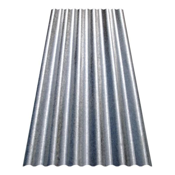Galvanized Corrugated Metal Roofing Panels