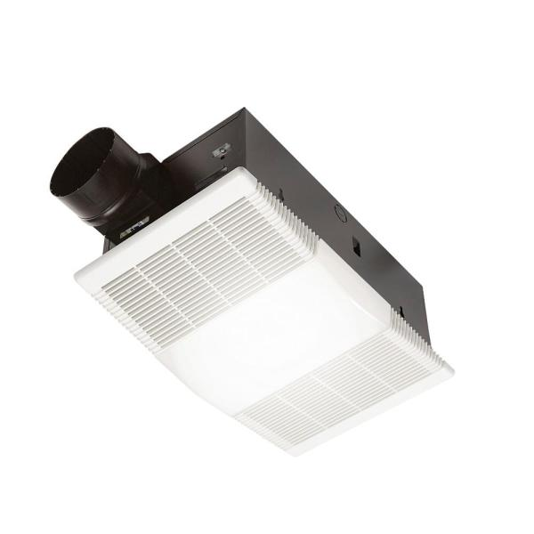 Nutone 80 Cfm Ceiling Bathroom Exhaust Fan With Light And