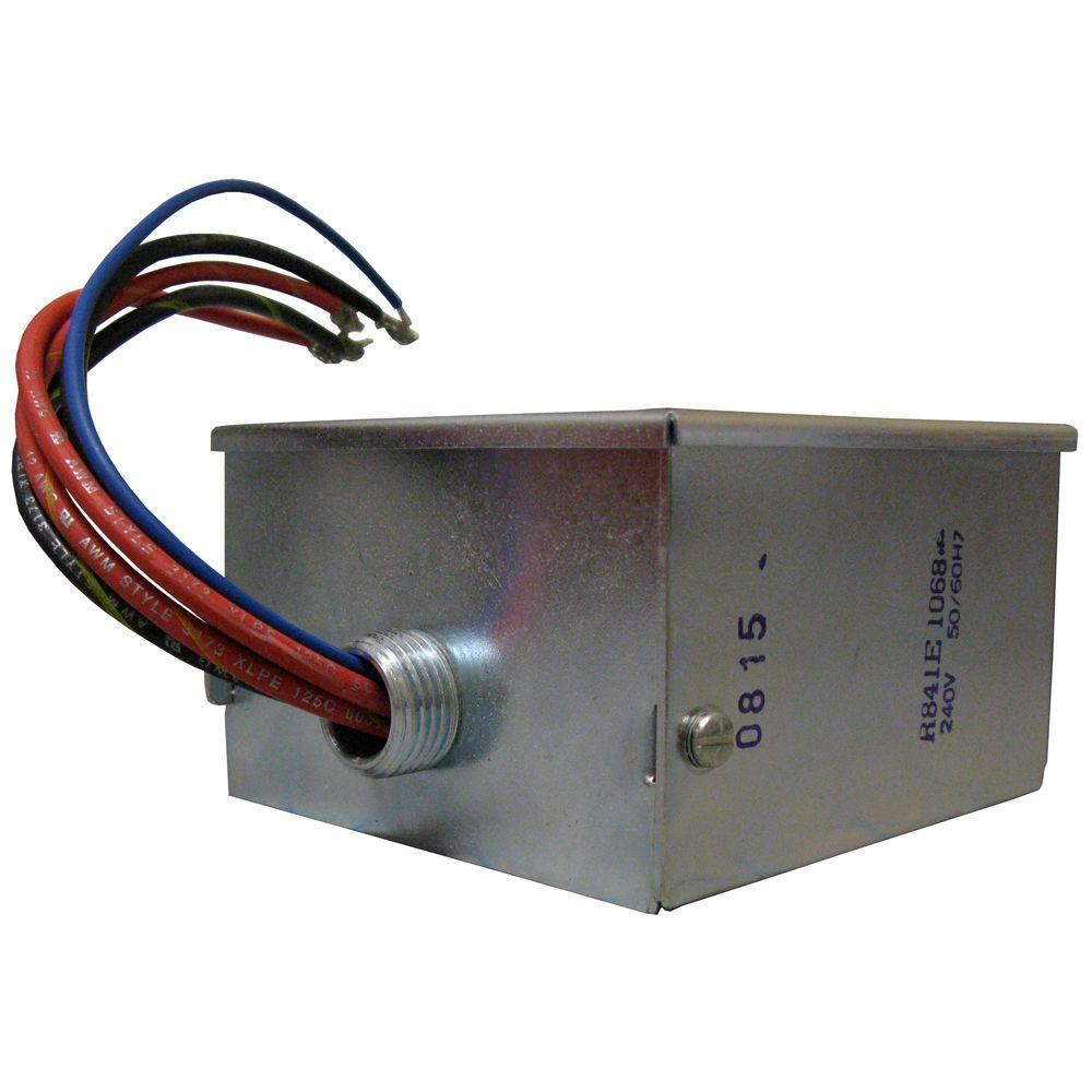 medium resolution of cadet 10 kw 240 volt to 24 volt 2 circuit electric heating relay