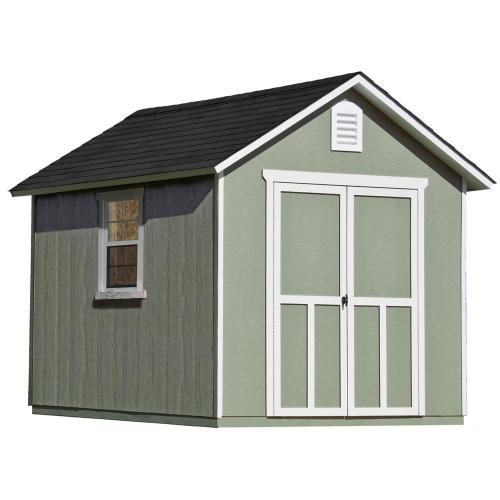 small resolution of wood storage shed with
