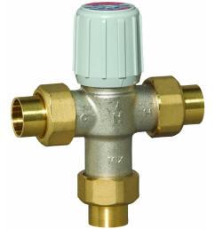 thermostatic mixing valve [ 1000 x 1000 Pixel ]