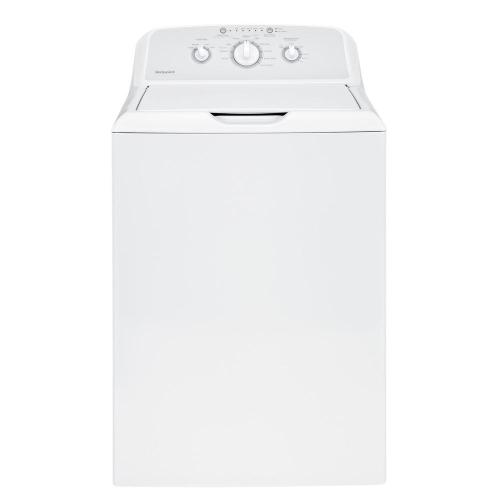 small resolution of hotpoint 3 8 cu ft white top load washing machine with stainless steel tub