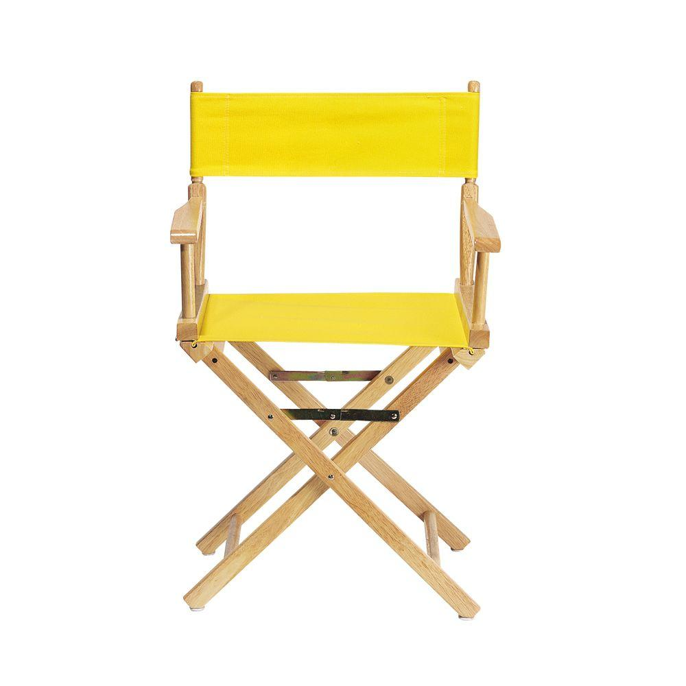 chair covers the range kneeling office with back support casual home lemon director s cover 021 14 depot