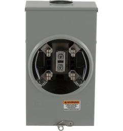 a meter socket wiring [ 1000 x 1000 Pixel ]