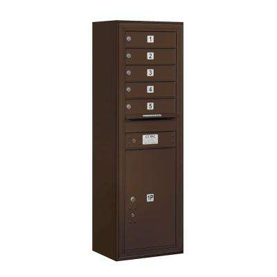bronze outgoing mail slot