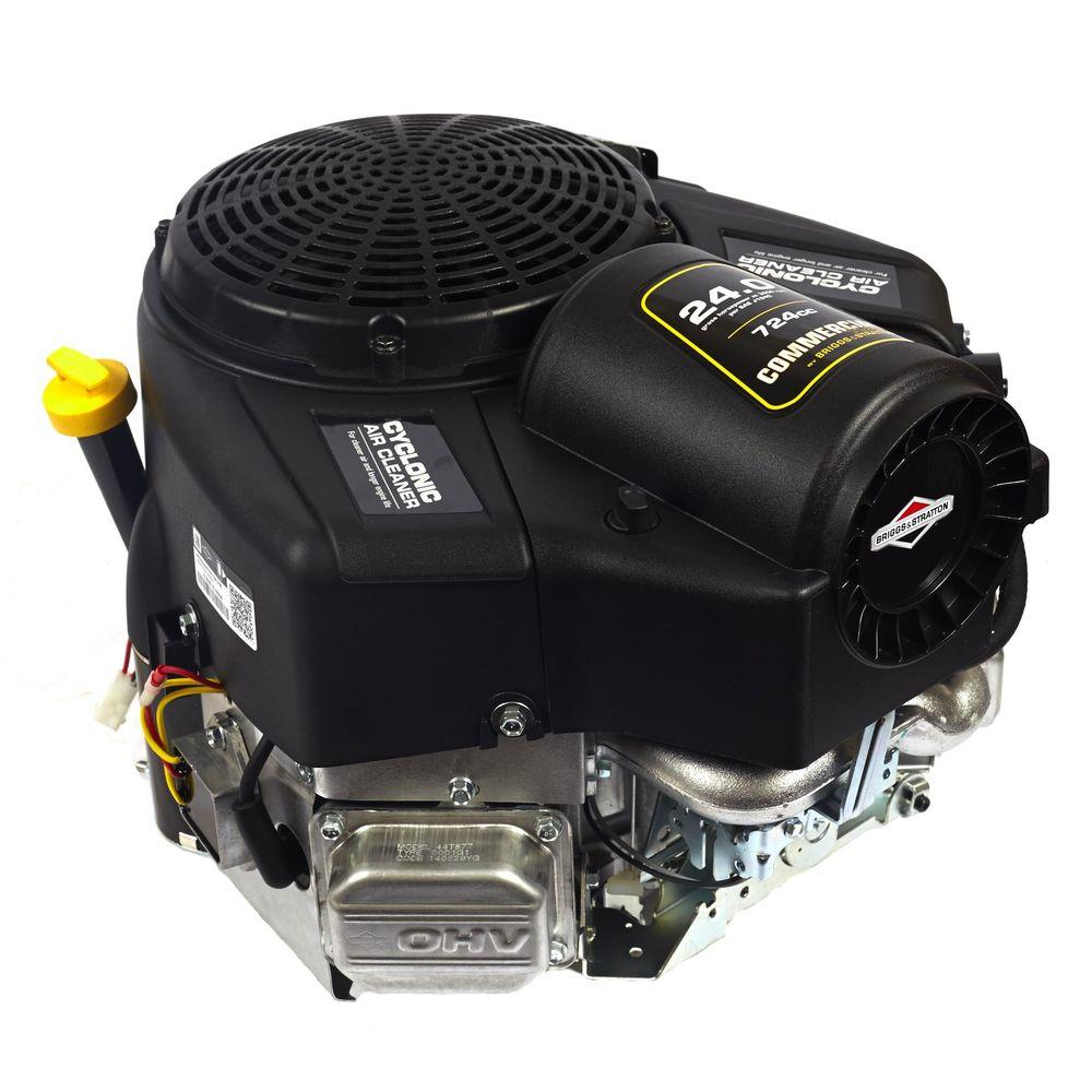 Briggs  Stratton 24 HP Commerical Turf Series VTwin