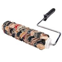 ToolPro Leather Texture Roller Cover with Frame-TP15155 ...